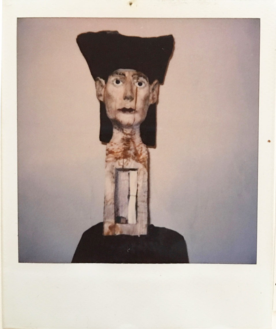 Reliquary with Hat, 1999