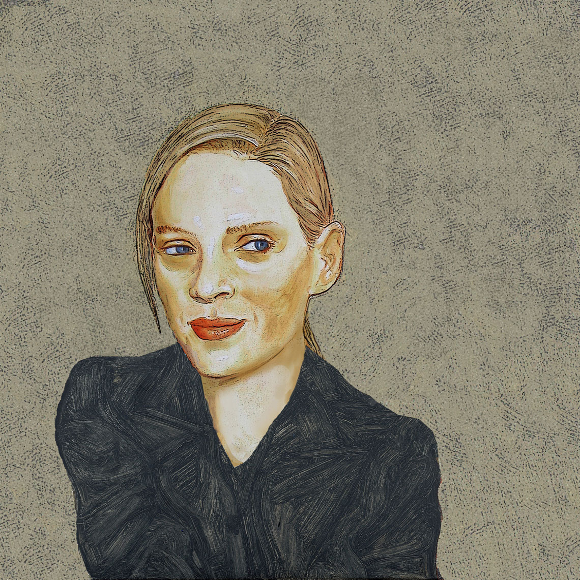 Uma (For New Yorker Magazine), 2007