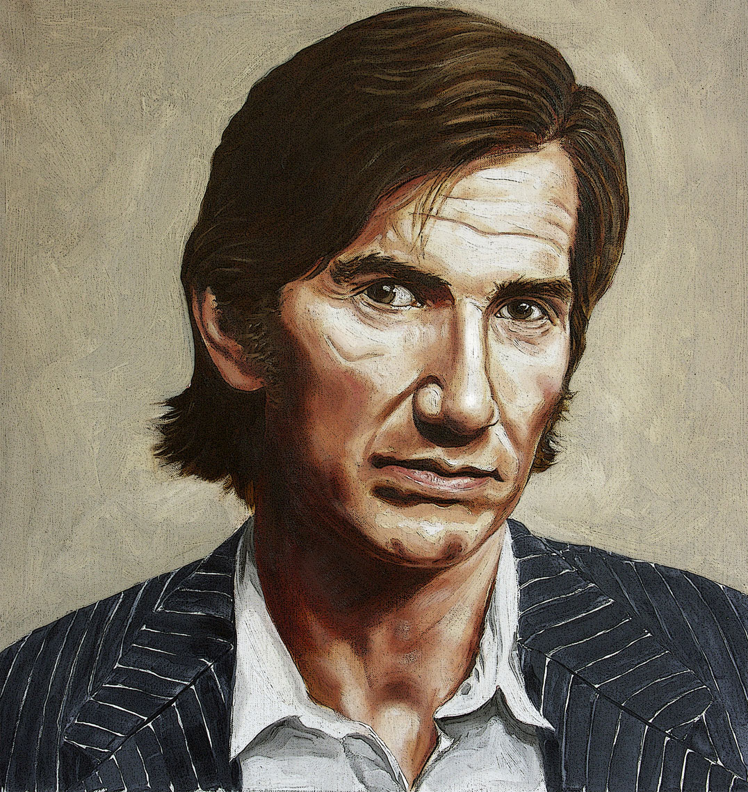 Townes (for New Yorker), 2005