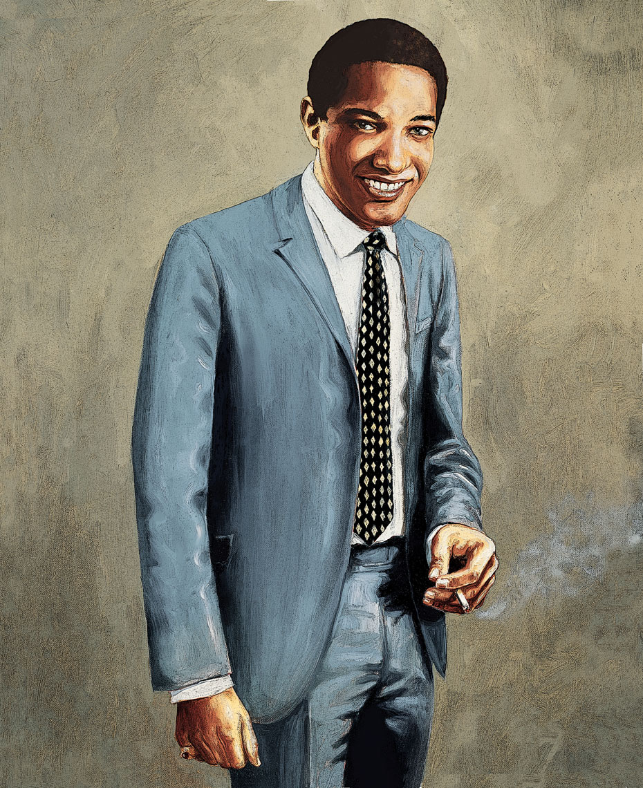 Sam Cooke (for Rolling Stone), 2009